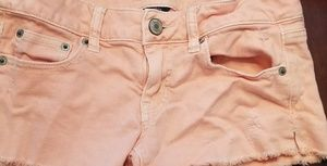 American Eagle Coral Shorts size 4